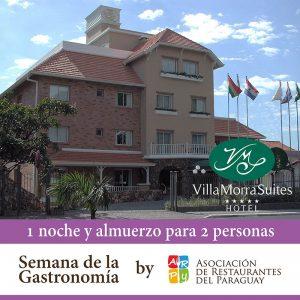 Villa Morra Suites