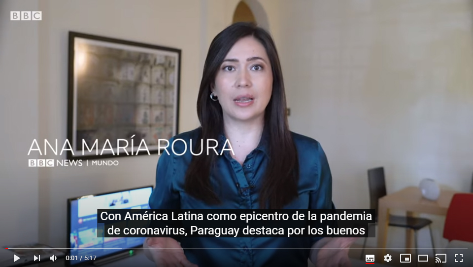 Cómo Paraguay logró mantener a raya el avance del coronavirus | BBC Mundo