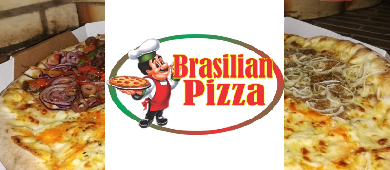 BRASILIAN PIZZAS