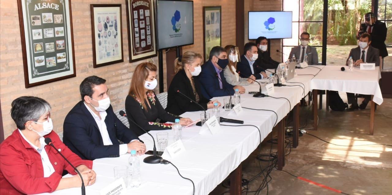Federacion Paraguay de la Micro, Pequeña y Mediana Empresa 1