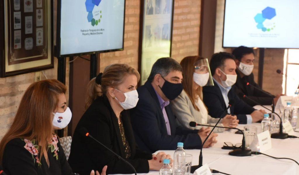 Federacion Paraguaya de la Micro Pequena y Mediana Empresa 2