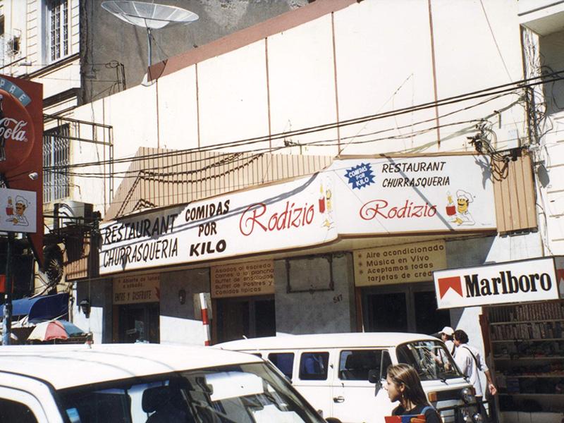 fachada Rodizio total TIF