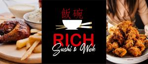 CHINO RICH SUSHI & WOLE