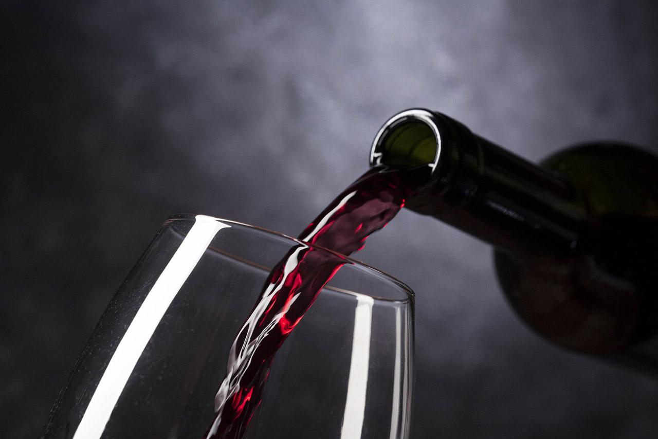 Expo Vino en el Sheraton Asuncion