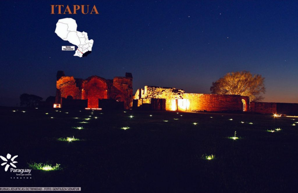 ARPY PRESENTE EN ITAPUA